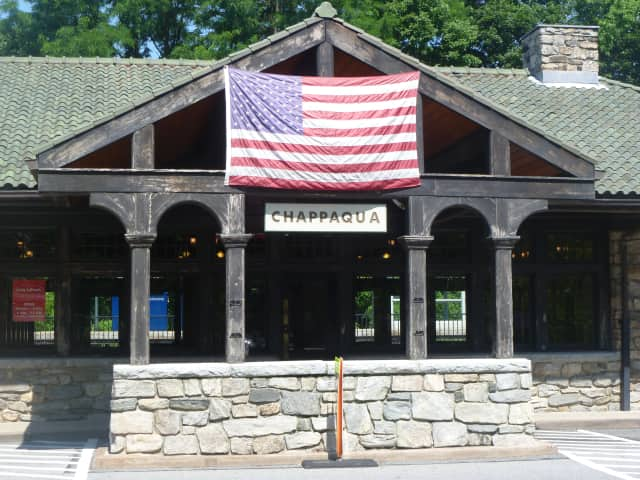 Chappaqua Train Station will soon have a parking area for compact cars.