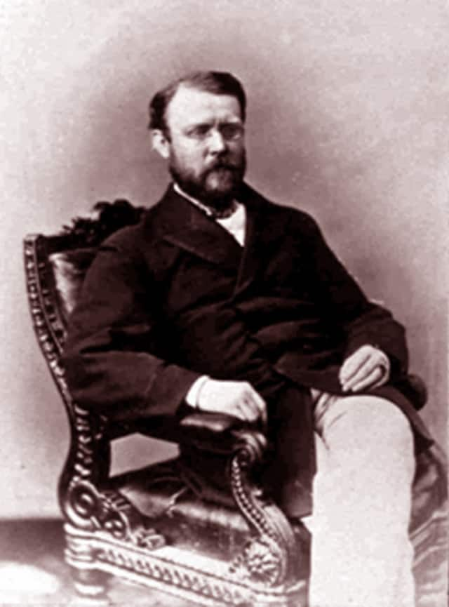 Adam Badeau, a native of Sleepy Hollow, served on the staff of Gen. Ulysses S. Grant during the Civil War.