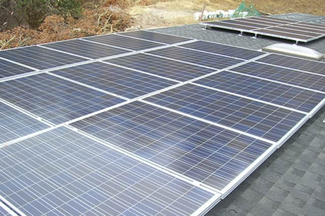 Solar panels are being considered for the West Milford School District.