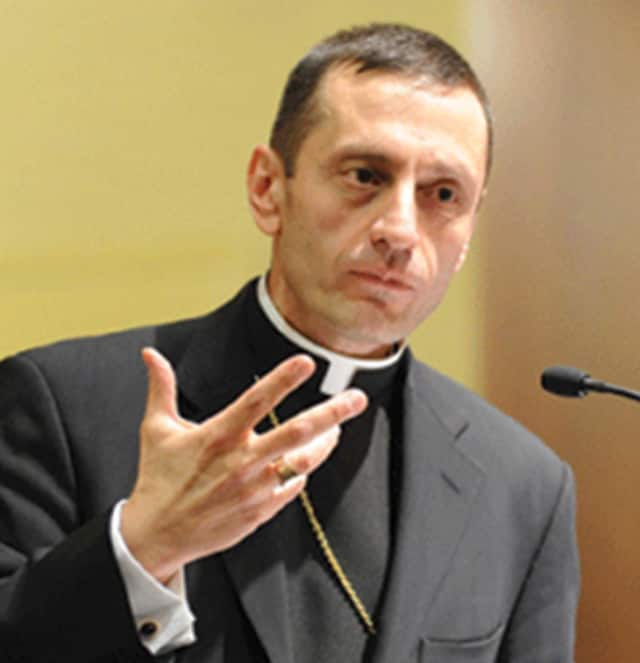 Bishop of Bridgeport Frank J. Caggiano