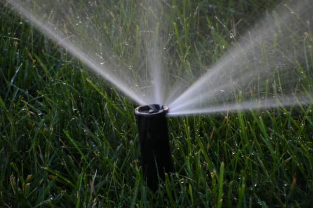 Lawn watering restrictions are being put in place in Stamford, New Canaan, Darien and Greenwich.