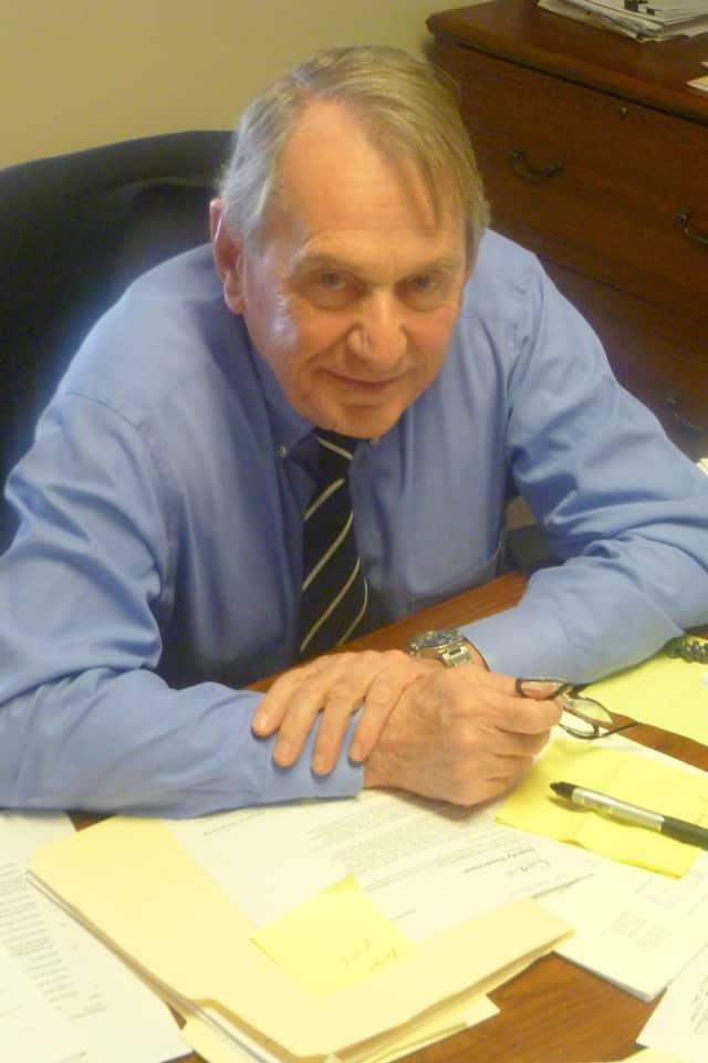 Lewisboro Town Supervisor Peter Parsons
