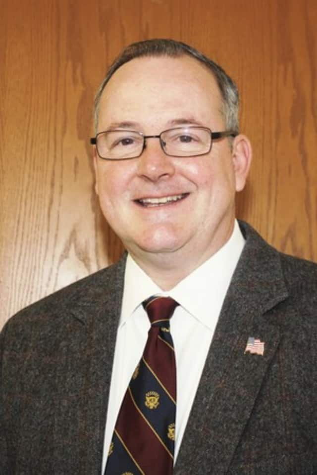 Walter Moran, the new superintendent of the Eastchester School District.