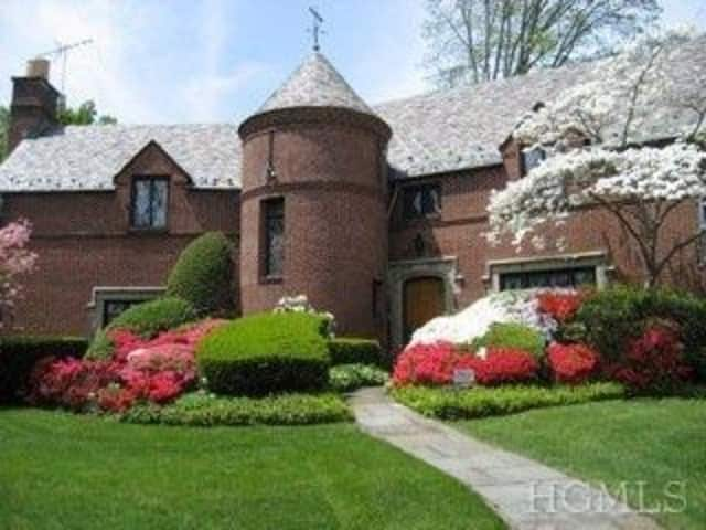 This house at 1 Browndale Place in Port Chester is open for viewing this Sunday.