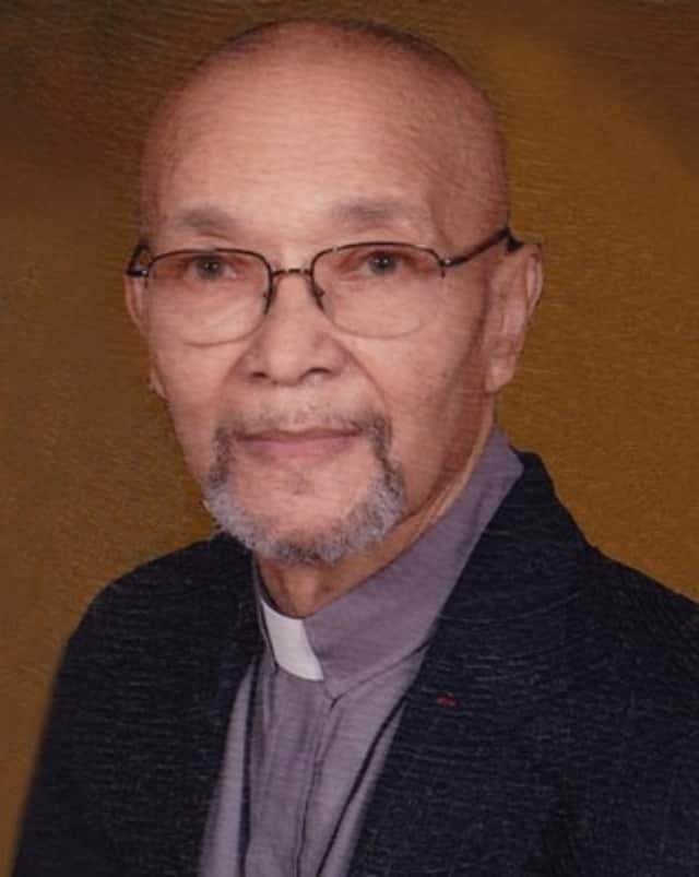 Rev. Charles Albert