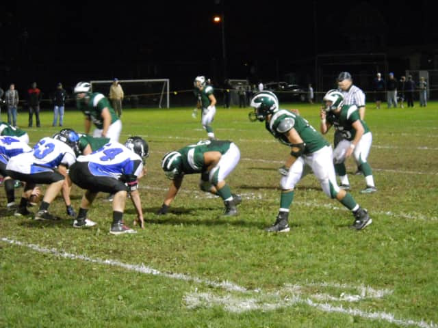 Football is one of several fall sports offered by the Pleasantville School District.
