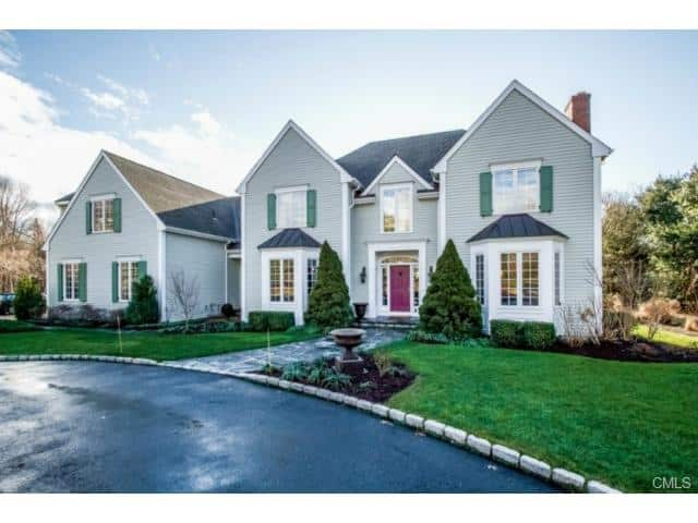 The home at 101 Middlebrook Farm in Wilton recently sold for over $1.4 million.