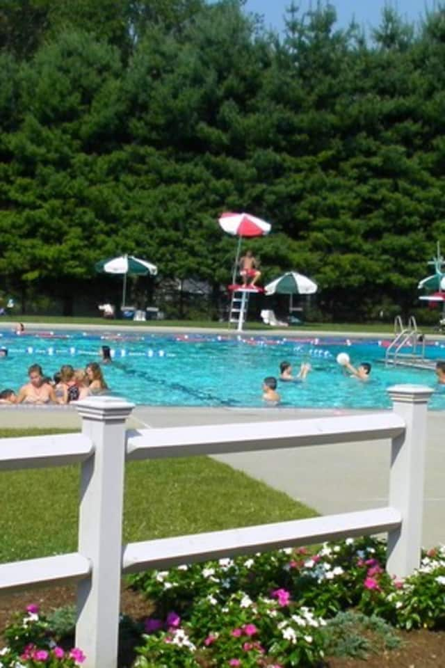 It's story time at the Bedford Village Pool this Tuesday