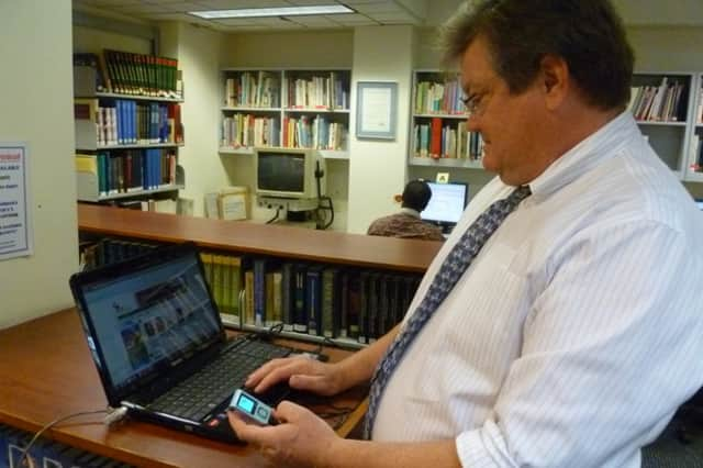 North Salem residents can download audiobooks online through the Westchester County Library System.
