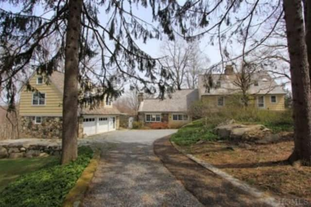 This house at 272 Hardscrabble Road in North Salem is open for viewing on Sunday.