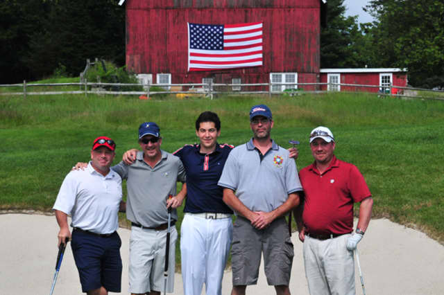 A golf tournament happening Monday at Rolling Hills Country Club in Wilton will raise funds for the Folds of Honor Foundation.
