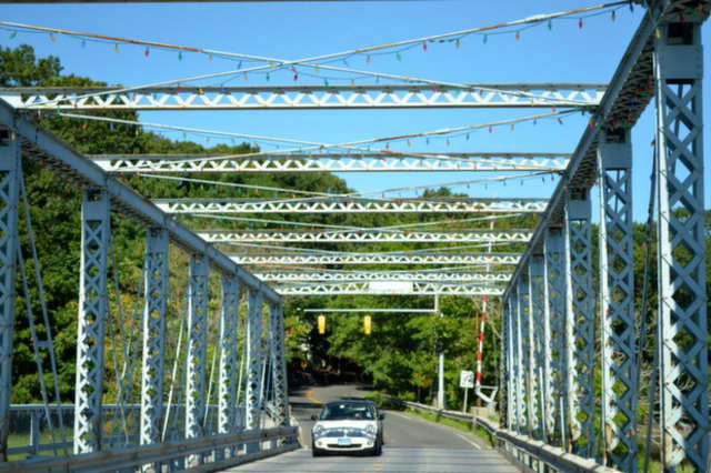 The Bridge Street swing bridge, also called the William F. Cribari Bridge, over the Saugatuck River in Westport will briefly be closed to traffic beginning at 10 a.m. today.