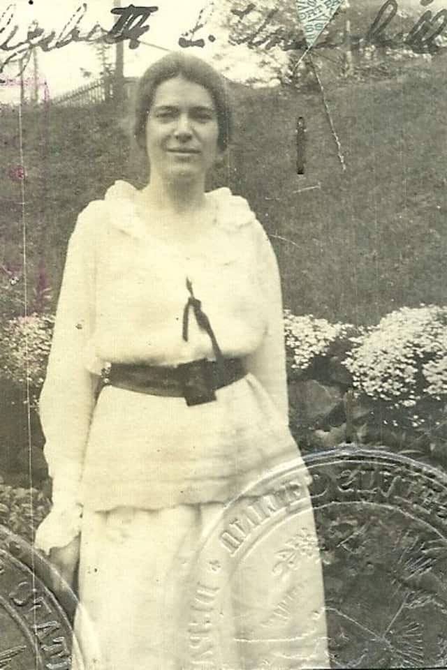 Elizabeth Underhil of Ossining, who died in 1982 at the age of 89, narrowly avoided the Titanic tragedy.