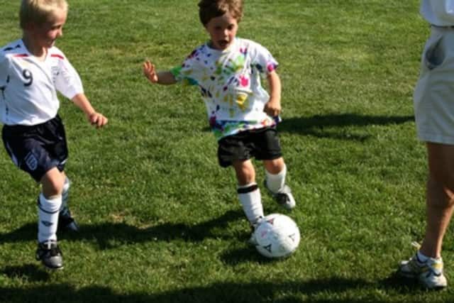 Fall soccer registration has started in Pelham.