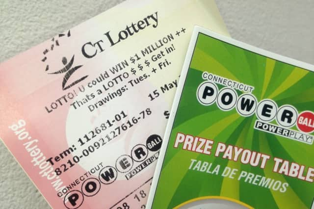 1m Powerball Ticket Sold In Fairfield County Fairfield Daily Voice