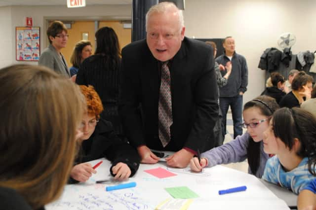 Schools Superintendent Edward Fuhrman is reminding residents that the Croton-Harmon ELA/Math results released Wednesday do not indicate a downward trend in learning.