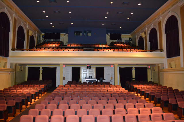 The Ridgefield Playhouse for Movies and the Performing Arts recently received a state grant.