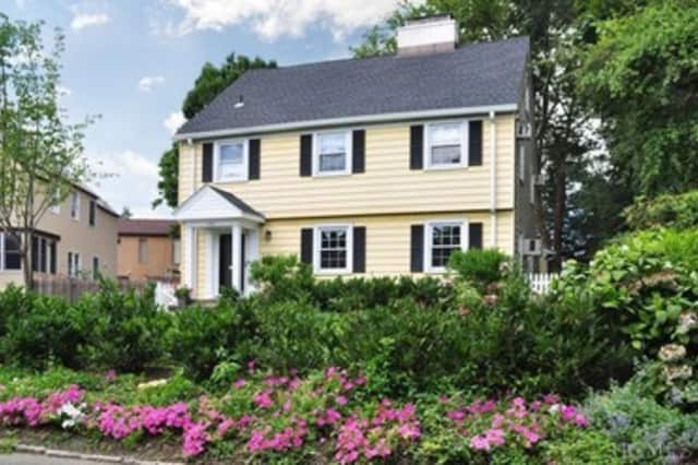 This house at 193 Beech St. in Eastchester is open for viewing on Sunday.