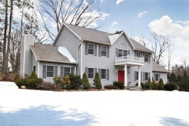 This house at 65 Beech Hill Road in Pleasantville is open for viewing on Sunday.