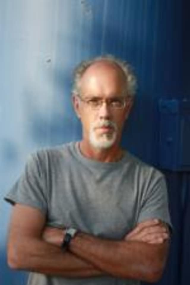 """Mark Slouka will discuss his novel """"Brewster"""" on Monday night at the Ridgefield Library."""