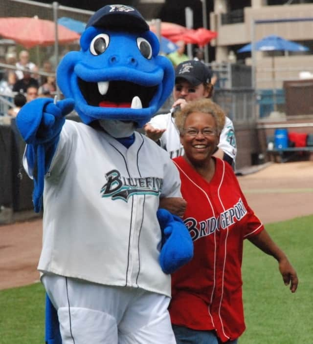 The only game in town? The Bridgeport Bluefish