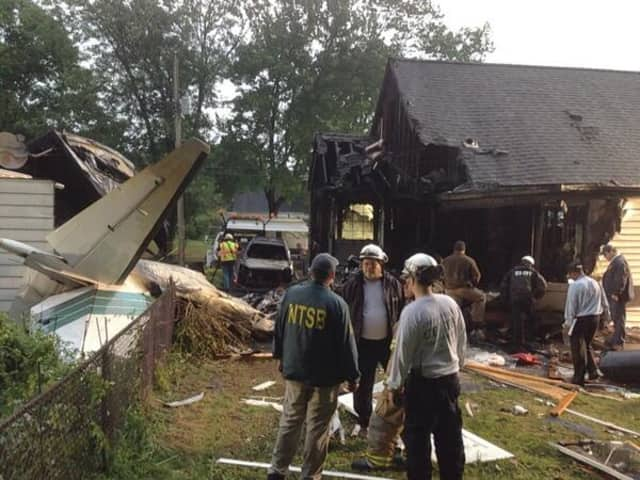 The National Transportation Safety Board has released a preliminary finding in the crash of a small plane in Cresskill.