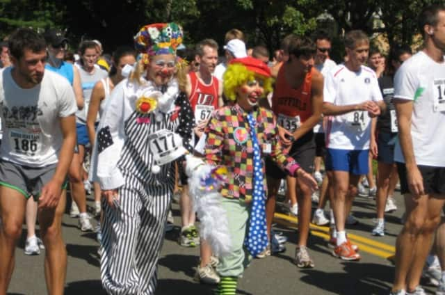The Darien Road Race has been raising money for local social services for 35 years. This year's race will take place Sept. 13.