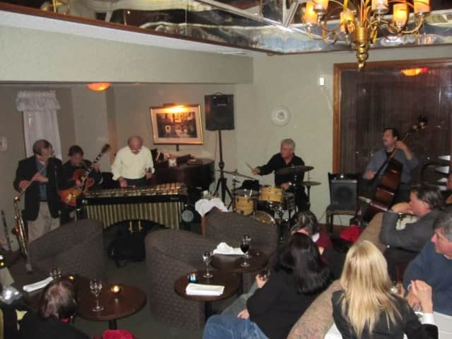 The Al DiMarco Swing Band will play at Byram Park on Saturday.