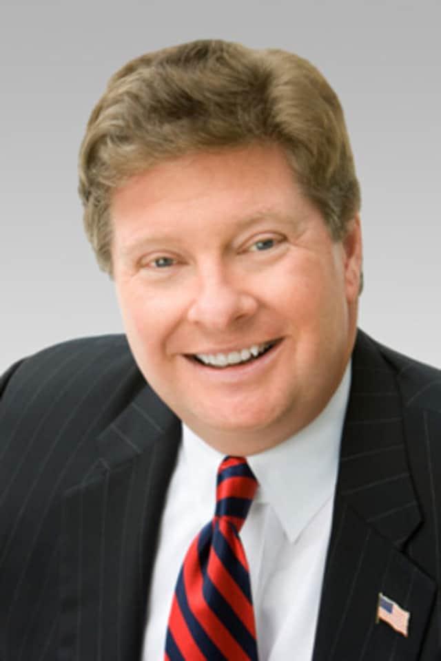 Board of Legislators Majority Leader Pete Harckham