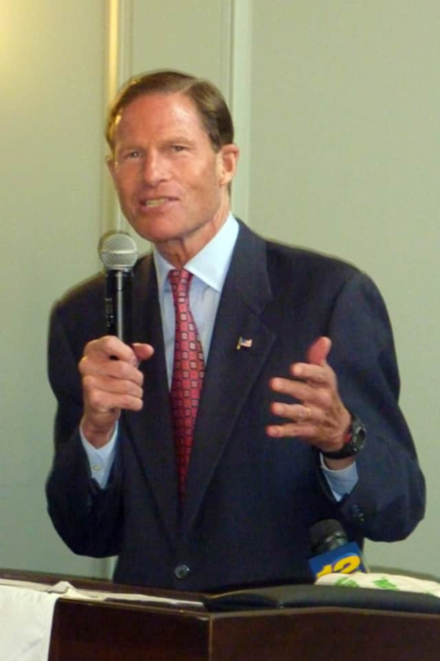 U.S. Sen. Richard Blumenthal of Connecticut and other politicians have introduced legislation that would help overhaul the food labeling system.