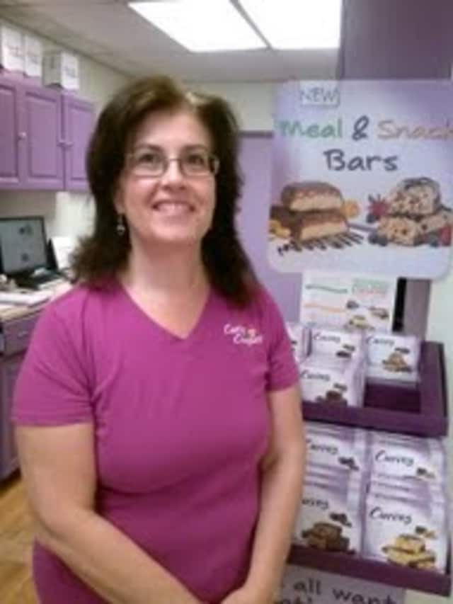 Joanne Davis has owned Curves fitness in Scotts Corners for more than eight years.