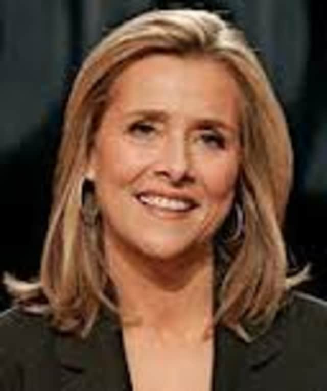 Meredith Vieira will talk to students about careers in television.