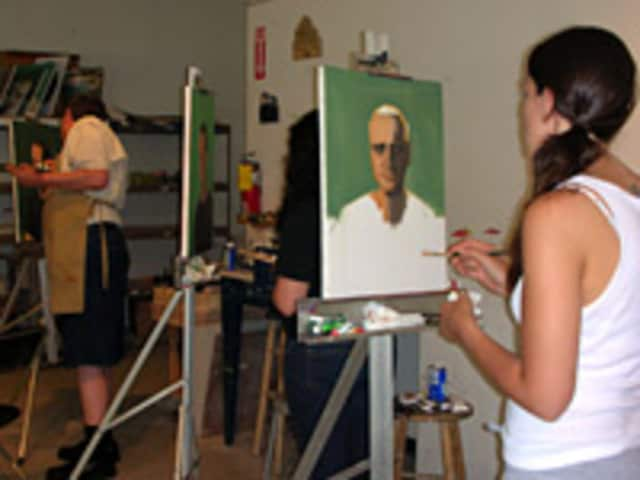 The Pelham Art Center has a variety of classes available this fall.