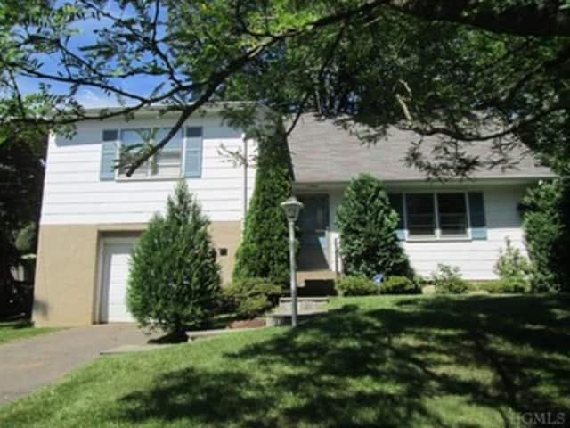 This house at 11 Dorchester Road in Eastchester is open for viewing this Sunday.