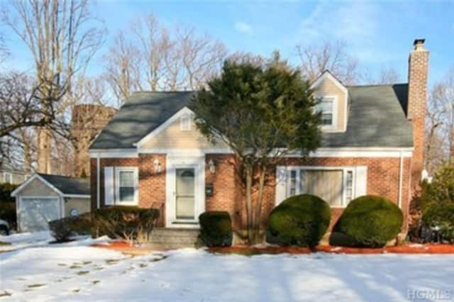 This house at 41 Beechwood Road in Hartsdale is open for viewing this Sunday.
