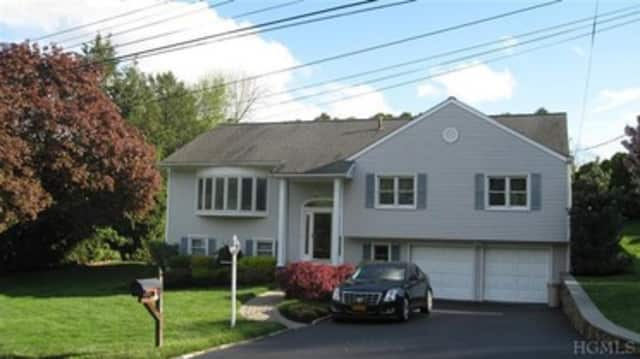 This house at 39 High St. in West Harrison is open for viewing this Sunday.
