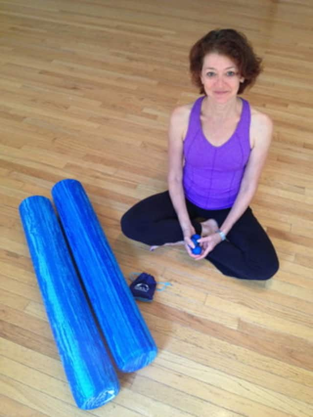 Joy Jacobson's class at the Scarsdale Adult School aims to help students strengthen the body by opening up the neurological pathways that have shut down due to injuries.