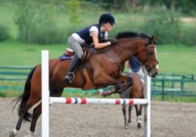 North Salem hosts horse riding World Cup Qualifier