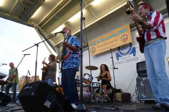 Back to the Garden 1969 will perform in the final show of Port Chester's free summer concert series.