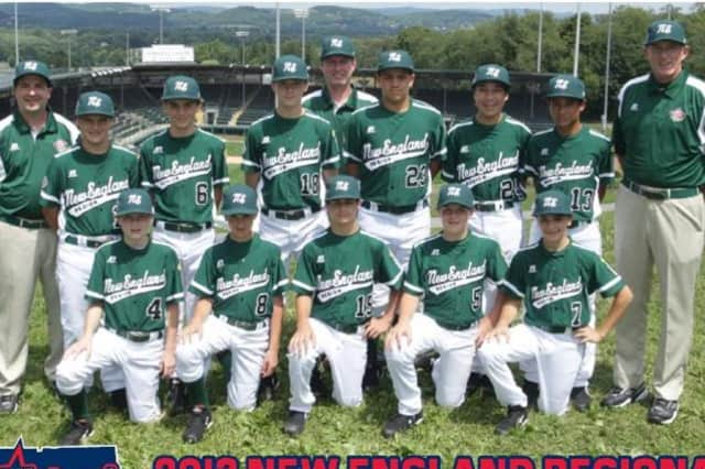 Westport Little League defeated Washington, 9-7, at the Little League World Series on Sunday in Williamsport, Pa.