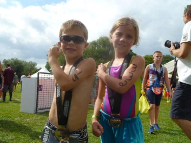 The Tougman and ToughKids triathlons will take place in Croton-on-Hudson on Sept. 7 and 8.