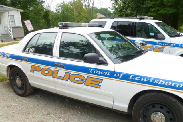 A North Salem man was arrested Saturday following a high-speed chase through Lewisboro.