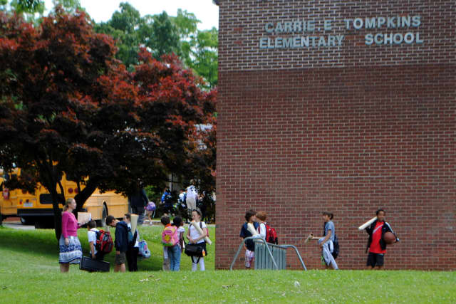 Carrie E. Tompkins Elementary School will embrace new technology under the proposed Croton-Harmon schools budget.