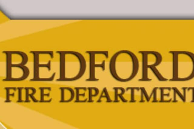 Several fire departments responded to a structure fire in Bedford Thursday afternoon.