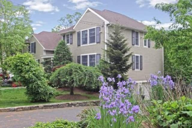 This house at 7 Rye Road in Port Chester is open for viewing this Sunday.