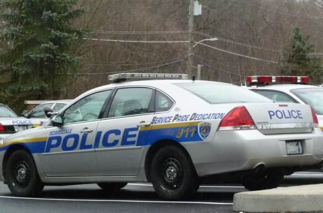 Scarsdale police are investigating three thieves that made off with high end luxury cars this week.