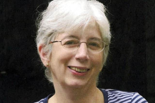 Susan Feinberg of New Castle was found dead a day after she was reported missing.