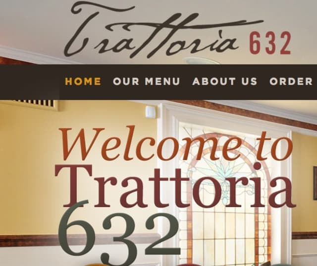 Trattoria 632 was given a positive review by New York Times food critic M.H. Reed.