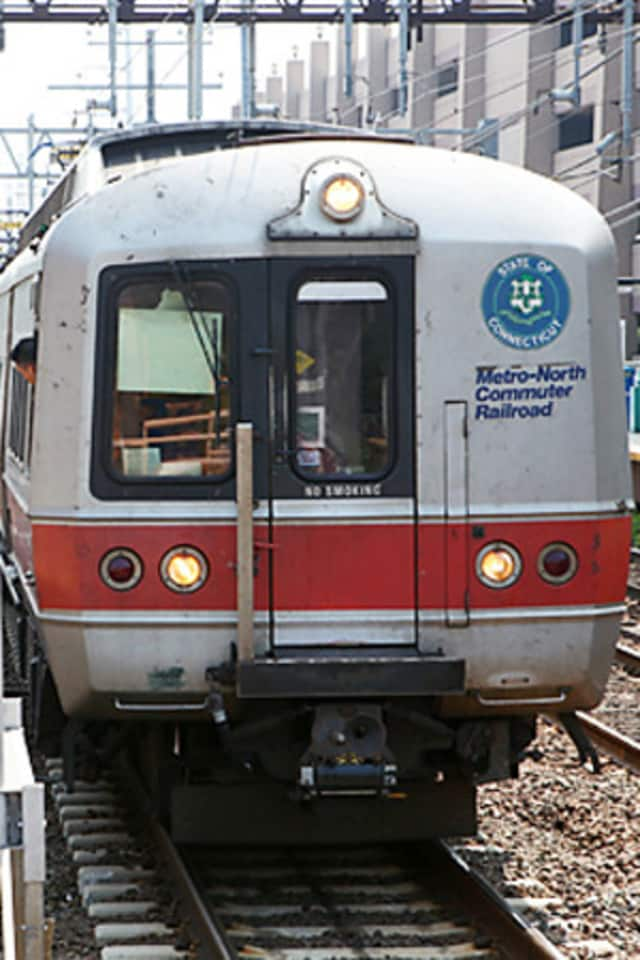 A person was hit and killed by a Metro-North train in Fairfield overnight.