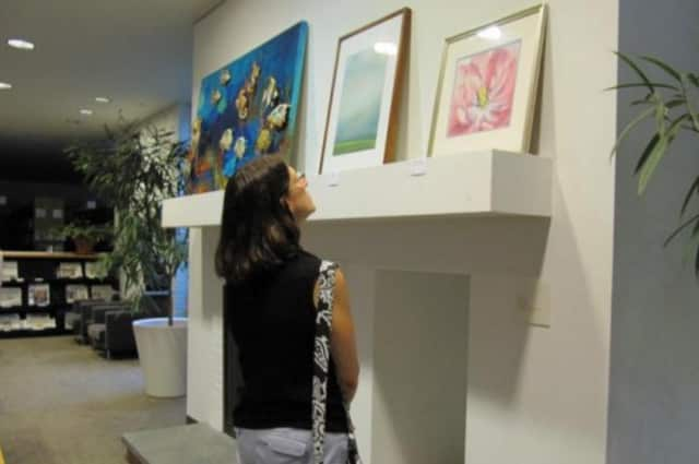 Wilton Library's 69th annual Summer Show before it closes on Friday.